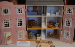"""Antique Dollhouse."" Submitted by Susan Larson."