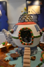 """Tea Time"" by Courtland High School German Program won Best in Show."