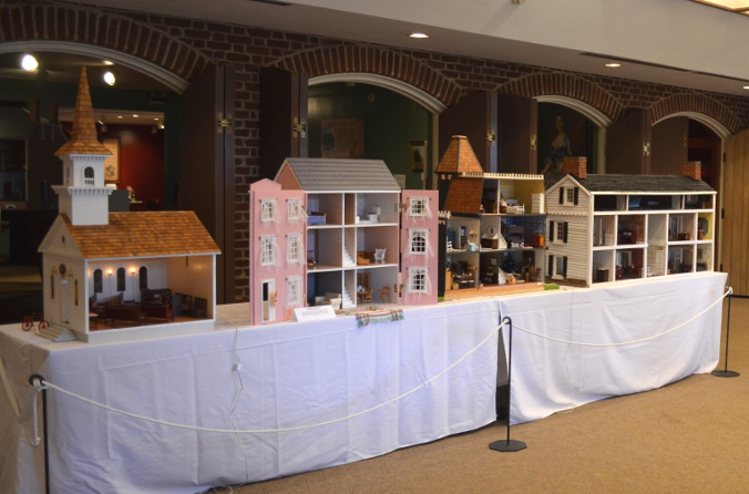 History of Kenmore Dollhouse (5)