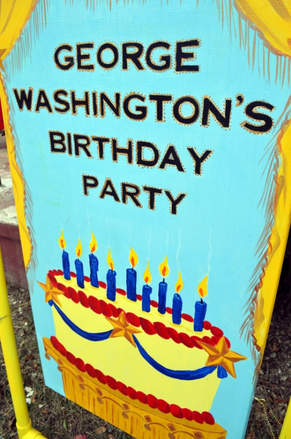 On Saturday, February 14, Ferry Farm hosted its annual George Washington's Birthday Celebration.