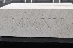 Symbolic cornerstone