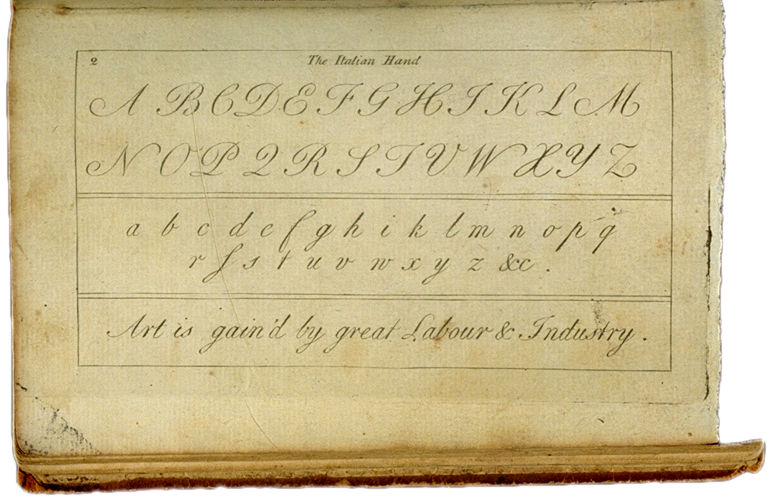 History S Paper Trail What Handwriting Spelling Reveal