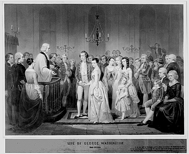 A colonial wedding lives legacies for Did george washington live in the white house