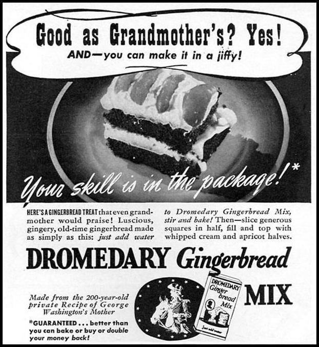 Dromedary Ad