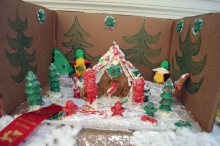 """RACSB, RAAI Gingerbread House"""