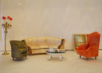 """""""Petite Princess Collection"""" submitted by Jessica and Nancy Burger features dollhouse furniture that first appeared in the Sears Christmas Wish Book in 1964."""