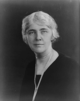 Lou Hoover. Credit: Library of Congress / Wikipedia