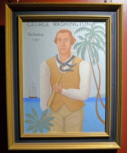 washington-barbados-painting