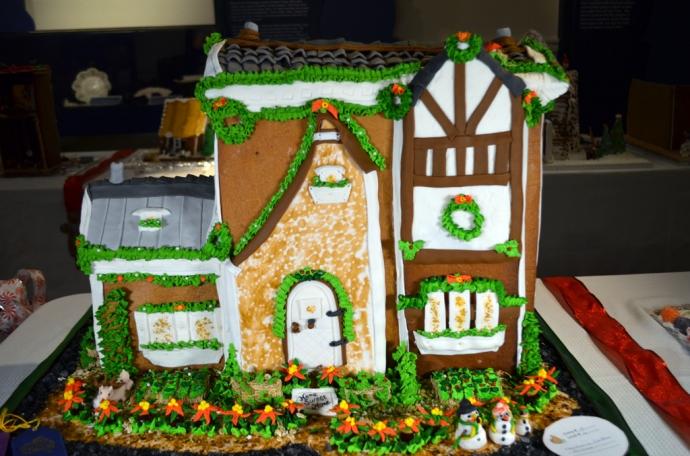 """Christmas on Clifton Boulevard"" by Valerie Jackson and family"