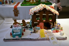 """""""Home for Christmas"""" by Aileen Roark and family"""