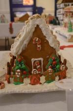 """Gingerbread Caroling"" by Julie Jennings"
