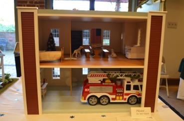 """""""Firehouse"""" - Julie Silvester"""