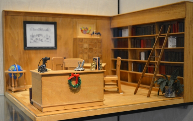 """Library"" - Julie Silvester"
