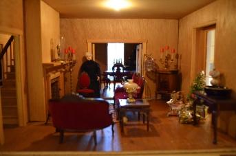 Inside the Warrenton House