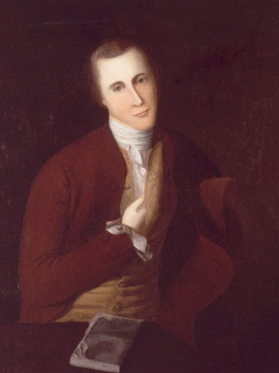 Fielding Lewis Jr (c. 1775) by Charles Willson Peale