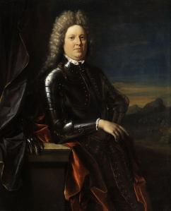 Friedrich von Schomberg atrributed to Adrian van der Werff (1600s)