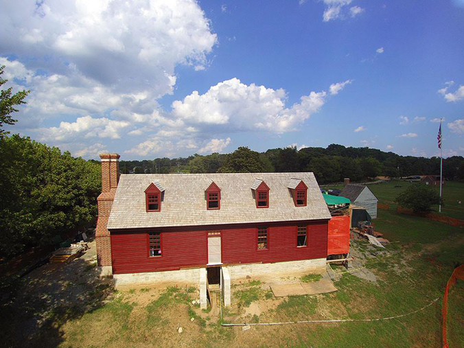 Aerial House Photo