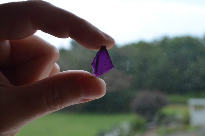 Amethyst Glass (2)
