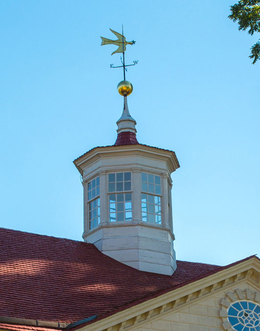 Mount Vernon Weathervane