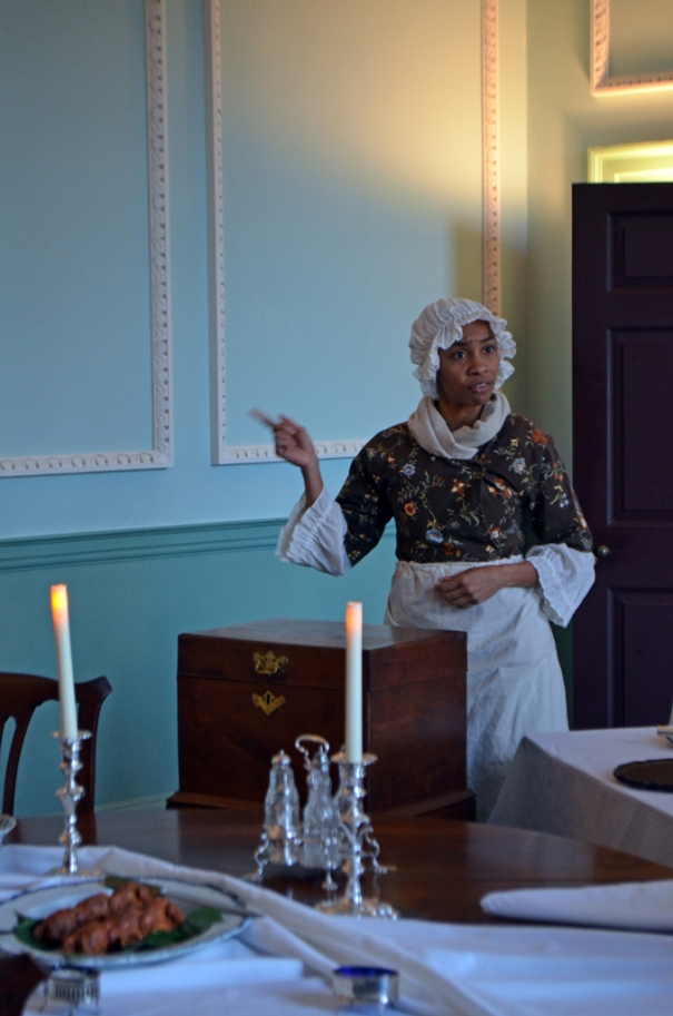 Having heard about Dunmore's Proclamation, Hetty wonders how she might escape slavery and join the British cause in the hope of gaining freedom.