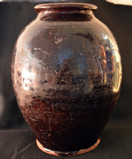 Ceramic Storage Vessel (5)