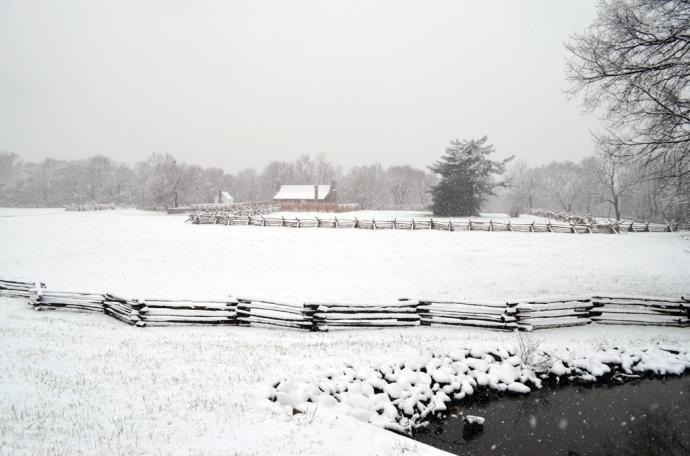 Snowstorm for Blog - March 21, 2018 - Ferry Farm (9)