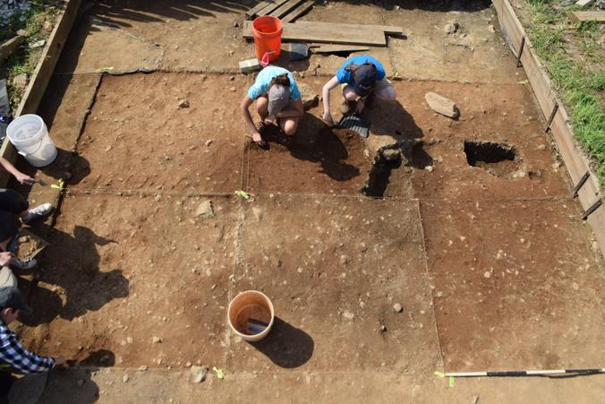 Work Yard Excavating