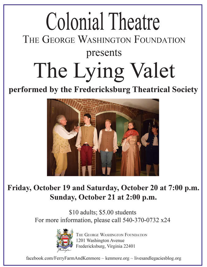 The Lying Valet poster