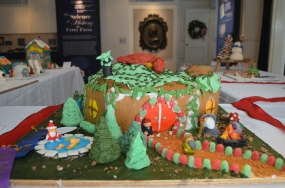 """Hobbit House"" by Chancellor High German Club"