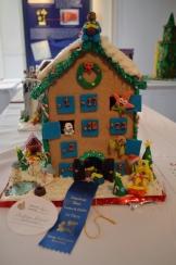 """Cartoon Advent Calendar"" by Ms. Redelman's Class at Courtland High School"