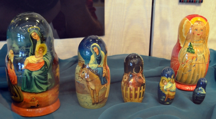 """Matryoshka Dolls"" by Anna Jennings"