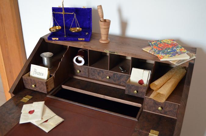 Mary's Desk 2
