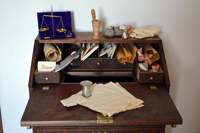 Mary's Desk 3