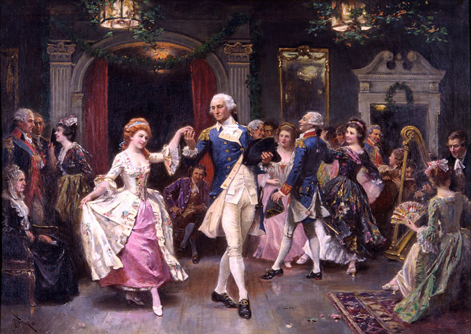 The Victory Ball, 1781 by Jean Leon Gerome Ferris