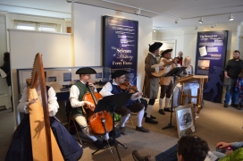 Colonial Fare presents a concert of 18th century music.