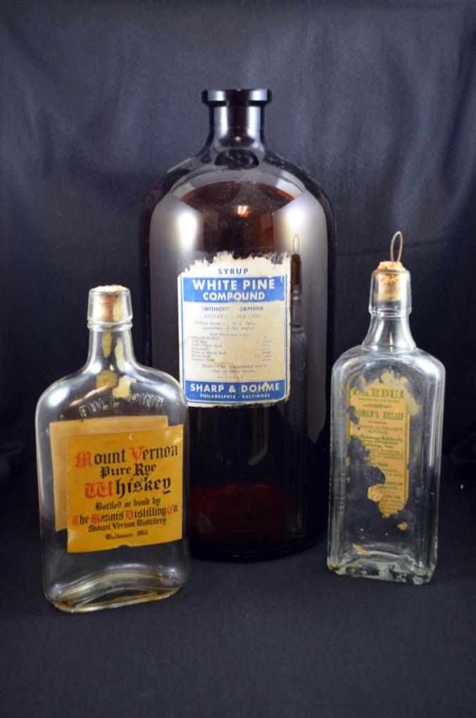 Patent Medicine Bottles