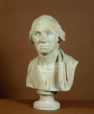 Houdon's Washington Bust