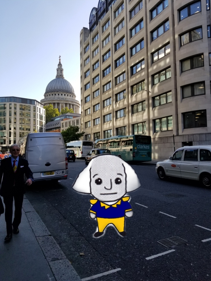 GW and St. Pauls