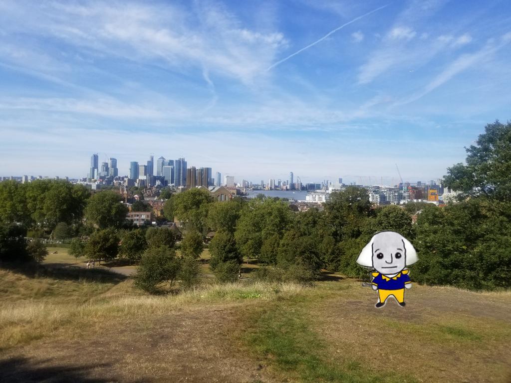 GW at Greenwich