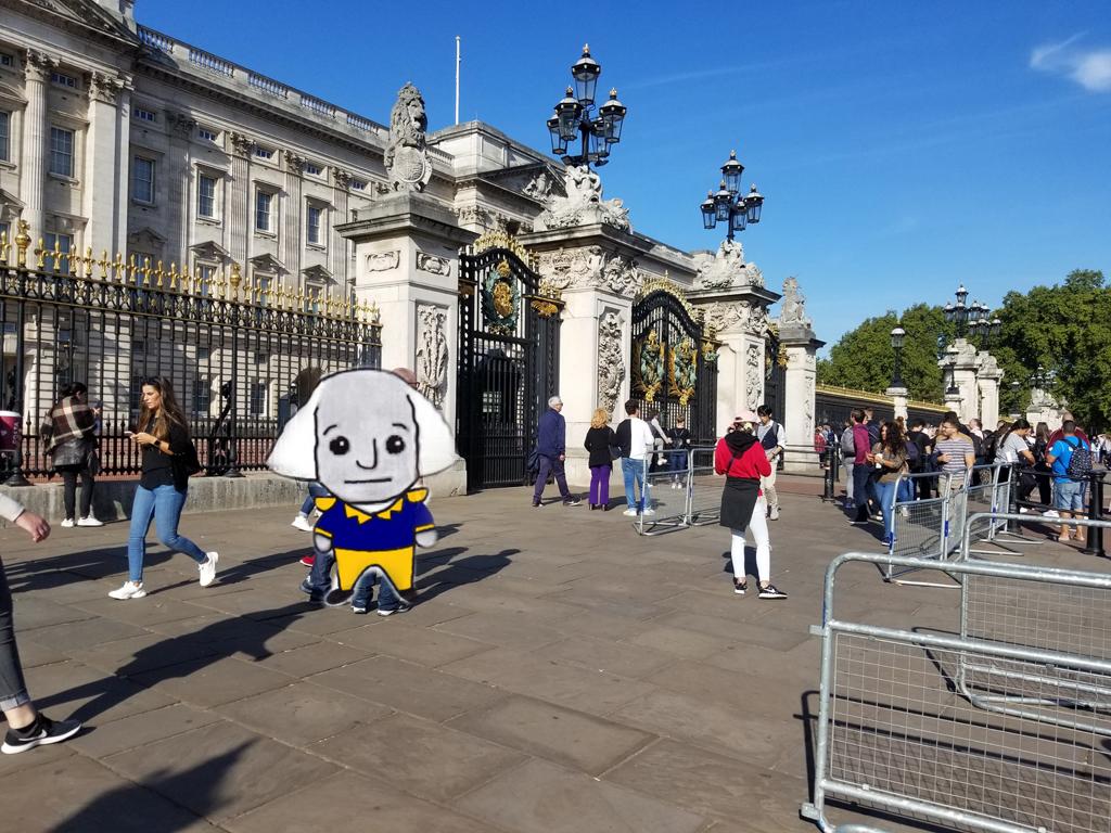 GW Buckingham Palace