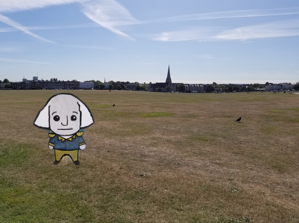 GW on Blackheath