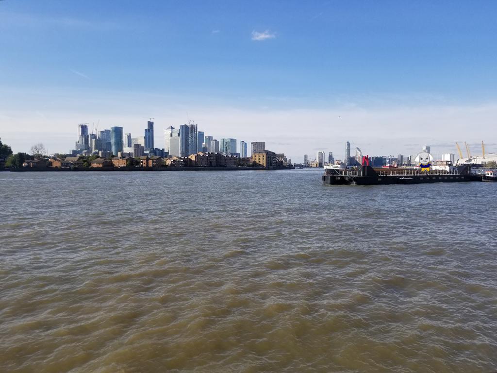 GW on Thames