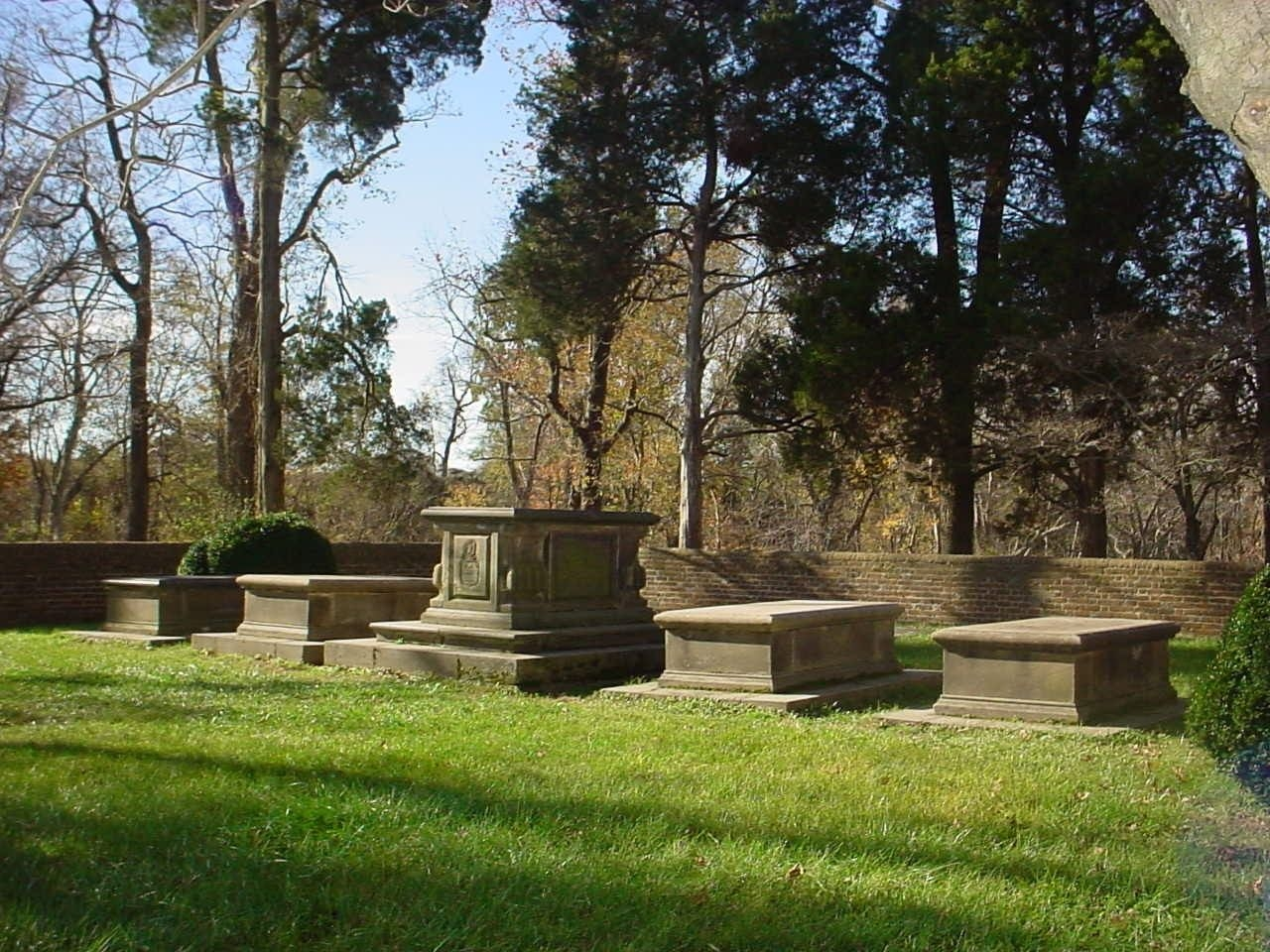 Washington Family Burial Ground