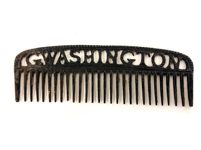 Complete mane comb