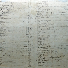 Fielding Lewis's Probate Inventory, 1781 , pg. 2