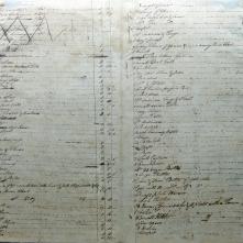 Fielding Lewis's Probate Inventory, 1781 , pg. 2