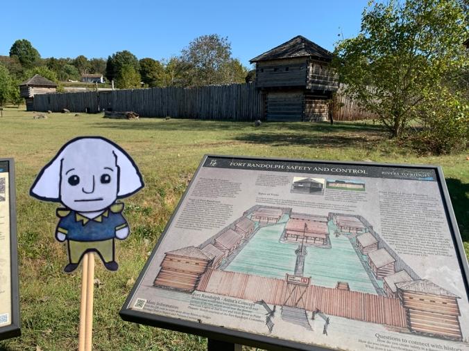 Fort Randolph replica