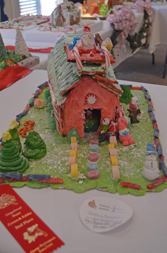 """Santa's Musical Workshop"" by Chancellor High School German Club"