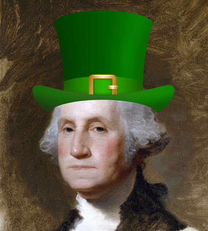 Irish George Washington