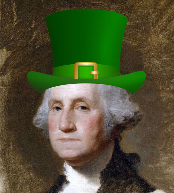 Irish George Washington